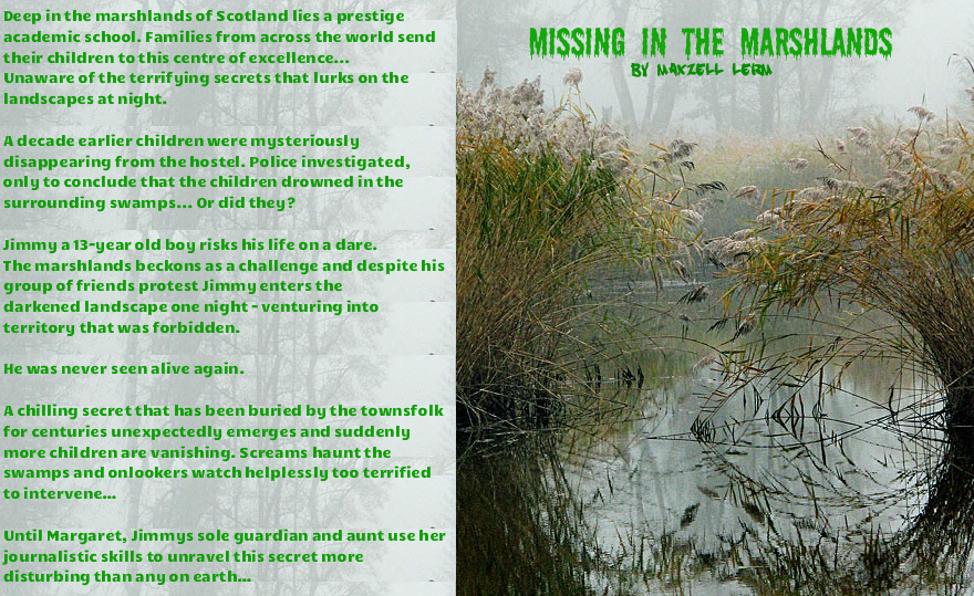 7 Missing in the marshlands